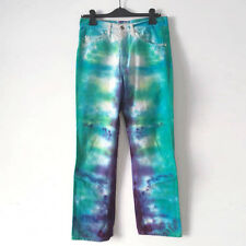 â­• 80s Levi'S Tie-Dye Jeans : pants denim leather hippie psychedelic shirt dress