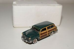 A4 1:43 FORD WOODY WAGON GREEN NEAR MINT BOXED