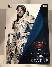 MAN OF STEEL JOR-EL 1:6 SCALE ICON STATUE - DC COLLECTIBLES / GENTLE GIANT
