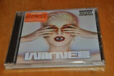 Witness [PA] by Katy Perry (CD, Jun-2017, Capitol) NEW Swish Bon Appetit
