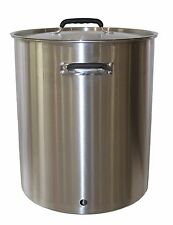 20 Gallon Brewing Kettle, Pot 304 Stainless Steel, Brew Beer