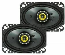 Kicker CSC464-46 | 4x6 Zoll (10x16cm) Oval Koax BOXEN Lautsprecher PAAR 150 WATT