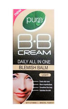 Pure BB Cream Daily All in One Blemish Balm X3 - Light 30ml