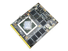 AMD MOBILITY RADEON HD 6970M 2GB DDR5 MXM LAPTOP VIDEO CARD 109-C29647-00 6W46K