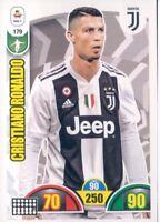 CARD ADRENALYN XL CALCIATORI PANINI 2018/19*JUVENTUS-CRISTIANO RONALDO-N.179*
