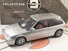 HONDA CIVIC EF3 Si in Silver 1/18 scale model by Triple 9 Collection