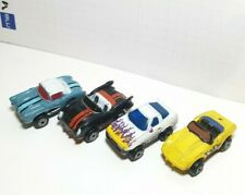 Micro Machines Corvette collection