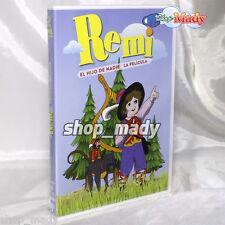 Remi La Pelicula en ESPAÑOL LATINO DVD Región 1 y 4 NTSC New!