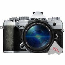 Olympus OM-D E-M5 Mark III Mirrorless Digital Camera with 14-150mm Lens (Silver)