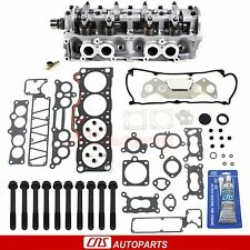 Mazda B2200 2.2L SOHC 8V Cylinder Head Mechanical Type & Head Gasket Set w/ Bolt