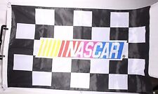 NASCAR Banner Flag Fathers Day Man Cave Den Racing