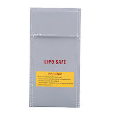 Durable LiPo Safe Battery Guard Charging Protection Bag Explosion Proof LJ