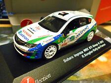 SUBARU Impreza WRC WRX Rallye STI 2012 Sungkar France Gr. N WM J-Col IXO 1:43