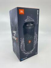 New & Sealed - JBL Flip Essential Portable Bluetooth Speaker - Black - Free Ship