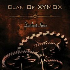 CLAN OF XYMOX Darkest Hour CD 2011