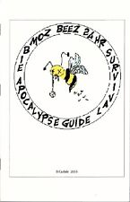 Beez 24 Hour Zombie Apocalypse Survival Guide Book