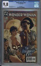 Wonder Woman # 190 CGC 9.8 ADAM HUGHES COVER