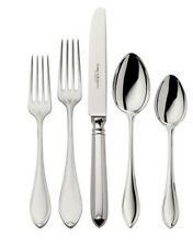 Robbe and Berking NAVETTE sterling silver silver flatware 5 PPS -reg. $1243