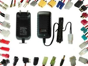 AKKUPACKLADEGERÄT / Battery Charger / für 3-10Zellen Ni-Mh/Ni-Cd, Stecker frei