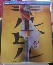 Kill Bill: Volume 1 - Zavvi Exclusive UK Limited Edition Steelbook