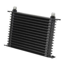 ASI 15 Row 10AN Aluminium Motor Getriebe Ölkühler Universal