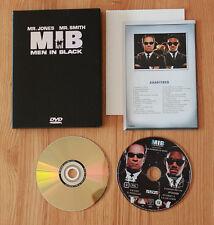 ** Men in Black ** édition limitée collector 2 DVD + livret + illustration