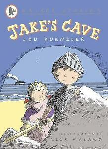 Jake's Cave by Lou Kuenzler, Paperback, New Book