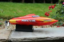 "Proboat Recoil 17"" Remote Controlled Boat (Used) Very Good Condition"