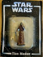 2006 Star Wars Tion Medon Metal Die-Cast Figure Boxed Good Condition