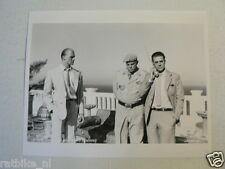 JEROEN KRABBE,JOE DON BAKER,WISNIEWSKI 007 JAMES BOND THE LIVING DAYLIGHTS 1986