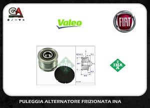 PULEGGIA ALTERNATORE FRIZIONATA PER FIAT GRANDE PUNTO 1.3 MULTIJET 75 CV 90 CV