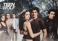 TEEN WOLF - A2 Poster (XL - 42 x 55 cm) - Clippings Fan Sammlung NEU
