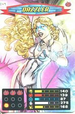Spiderman Heroes And Villains Card #049 Dazzler