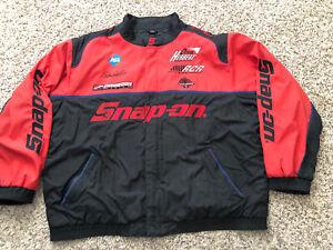 Snap-on Earnhardt Herbert RCR Johnson Pedregon Insulated 3XL Pit Jacket