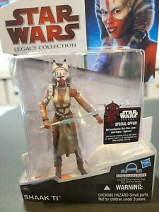 Star Wars Legacy Collection Shaak TI MOC New