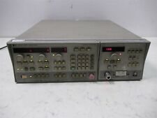 Hewlett Packard HP 8350B Sweep Oscillator with 83522A RF Plug In 01-2.4 GHz