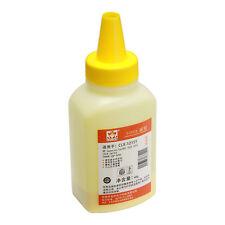 40g Yellow Toner Refill For CLX-1215Y Canon HP Color LaserJet ~ClickToCheckModel