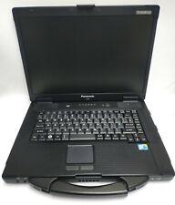 Panasonic Toughbook Laptop CF-52 - Core 2 Duo 4GB RAM 320GB HDD Windows 7 - L28
