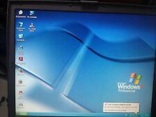 Dell Latitude D600 XP Pentium M Retro Gaming Laptop Vintage.  - 30 Days Warranty