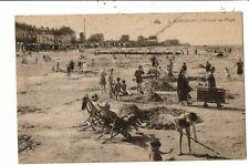 CPA-Carte Postale-FRANCE - Langrune- Scène de plage en 1929 VM7061