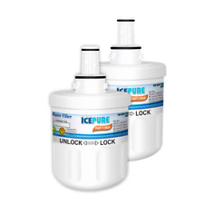 RFC1100A/RWF1100A 2Pack Compatible With Aqua Pure Plus Water Filter Home