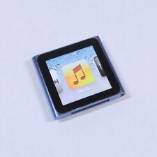 Apple iPod Nano 8GB 6th Gen Generation Blue MP3 WARRANTY