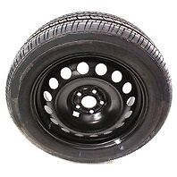 SKODA Yeti New Full Size Spare Wheel & Tyre 225/50/17 FREE UK P+P