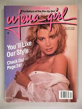 Ujena Girl Magazine #3 - May, 1987 ~~ swimwear, bikini, swim wear, swimsuit