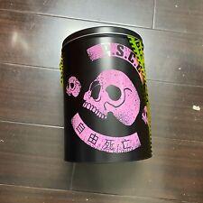 Mezco PSCC Rumble Society Pink Skulls Chaos Club Empty Can