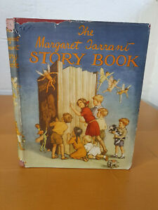 THE MARGARET TARRANT STORY BOOK - 1954 edition in d/j