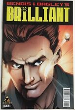 Brilliant #1 Bendis Bagley Icon Comics