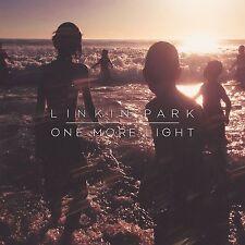 LINKIN PARK ONE MORE LIGHT CD  OFFICIAL UK EDITION UNITED KINGDOM SELLER