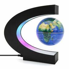 Floating World Map Globe Ball Lamp Magnetic Cool Lighting  Decoration Terrestria