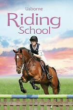 Riding School by Usborne Publishing Ltd (Paperback, 2011)